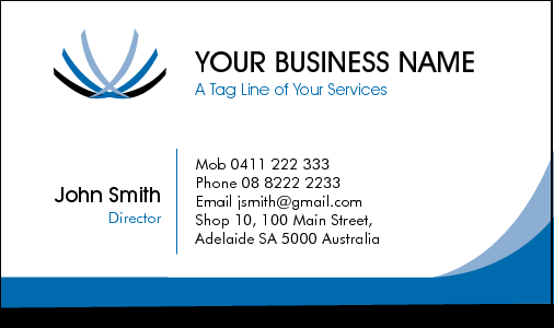 Business Card Design 4681