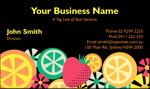 High quality business cards from thousands of designs editable online business card design 3449 reheart Images